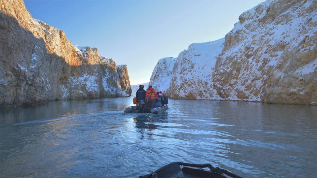 09 Spitzbergen - Im Ricola Canyon 300dpi