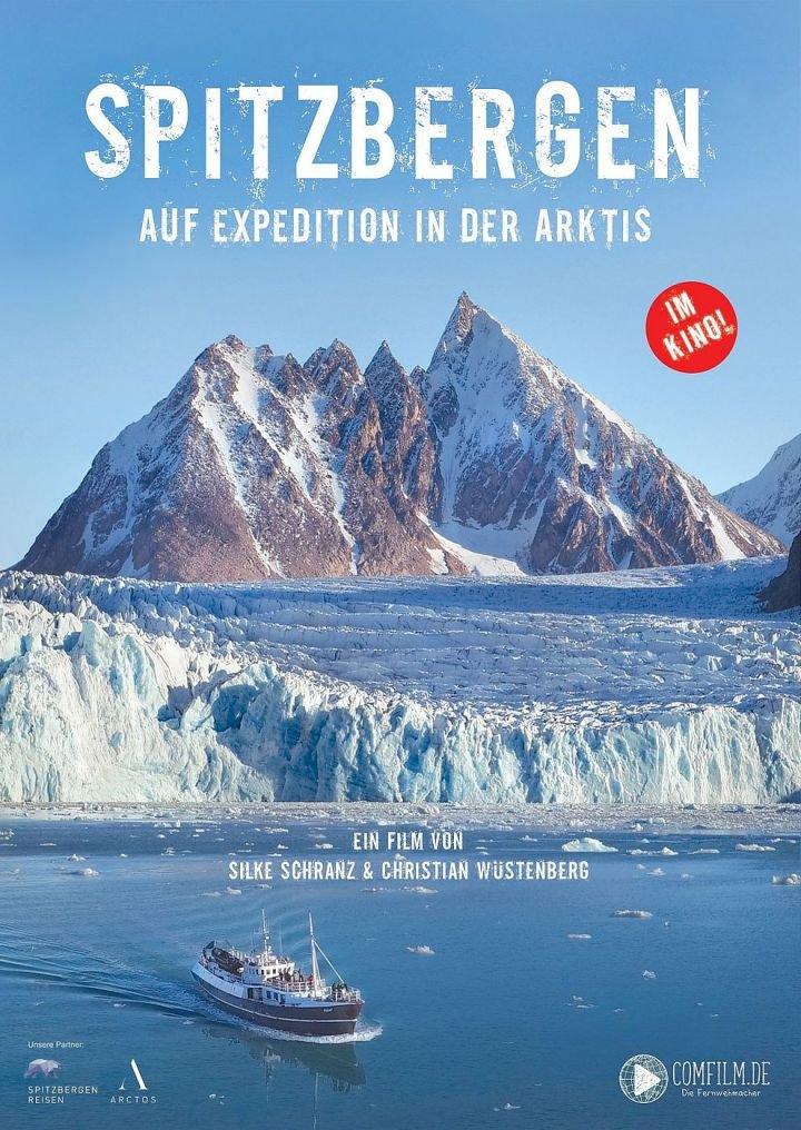 Spitzbergen - auf Expedition in der Arktis Filmplakat